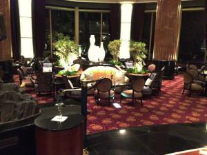 ウェスティンホテル東京ザ・ラウンジ