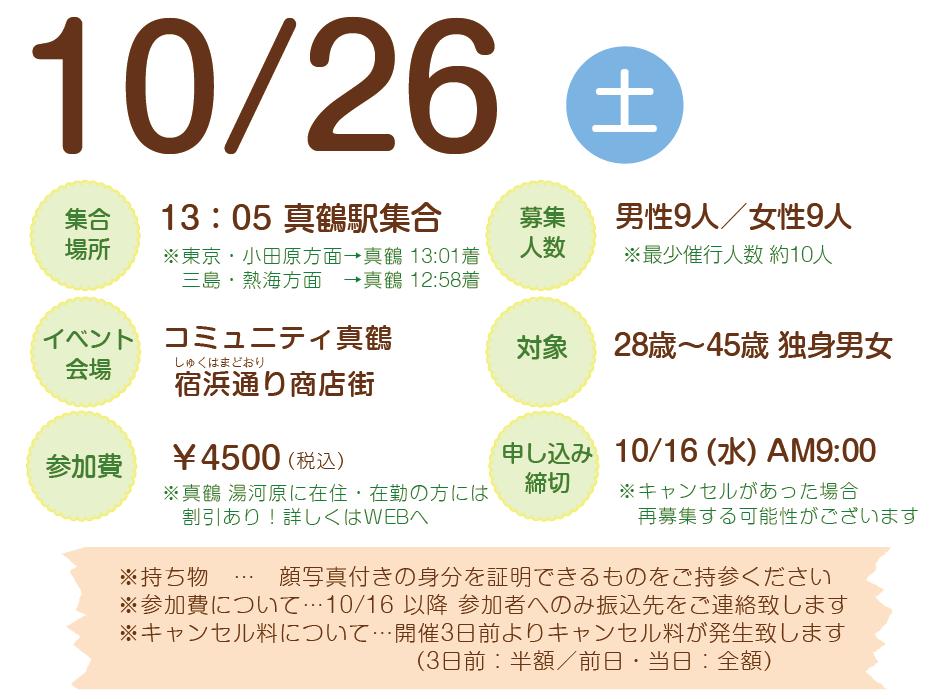 真鶴コン2019